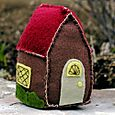 Pincushion: Cottage