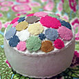 Pincushion: Bubbles