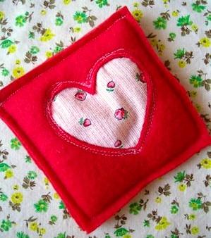 WhimsyLoveheartbeanbag