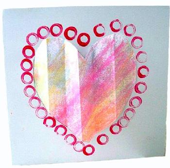 LoveArtLoveKidsfoldedcard