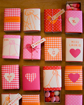 Matchbox Valentines Things To Make And Do Crafts And Activities