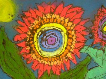 DeepSpaceSparklesunflowers