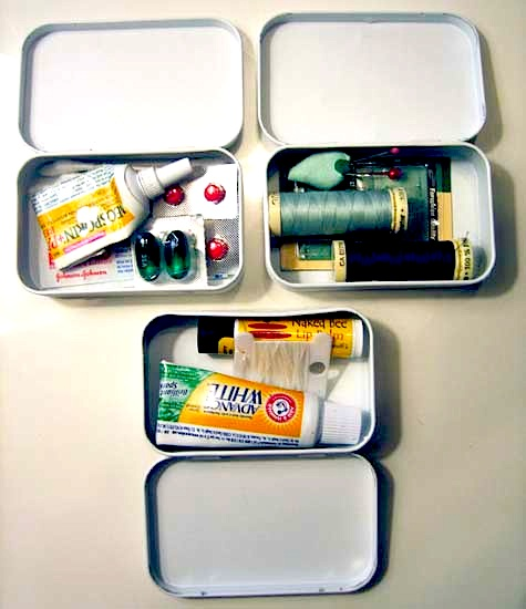 Reuse Mint Tins - Things to Make and Do, Crafts and