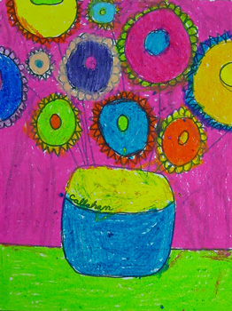 Van Gogh Sunflowers Art Lesson Things To Make And Do