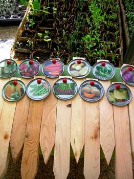 StillParentinggardenmarkers