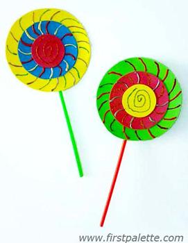 FirstPalettelollipops
