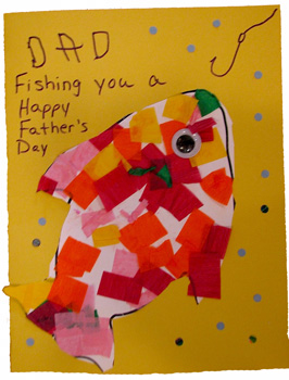 Ramblingsfather'sdaycard