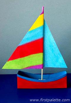 BoxSailboat