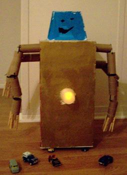 ArtSpectrumrobot