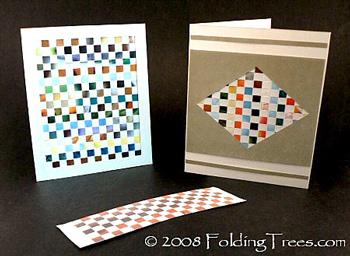 FoldingTreespaperweaving