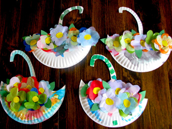April Showersbring May Flowers Things To Make And Do Crafts And