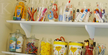 Art Supply Organization Things To Make And Do Crafts