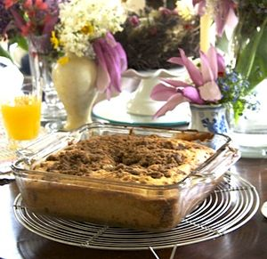 Mother'sDaycoffeecake