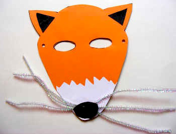 ActivityVillagefoxmask