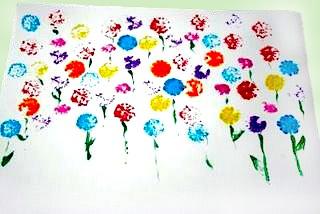 AngelBugBabyfuzzyflowerprin