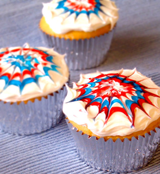 Fourth of July Sweets & Treats - Things to Make and Do, Crafts and