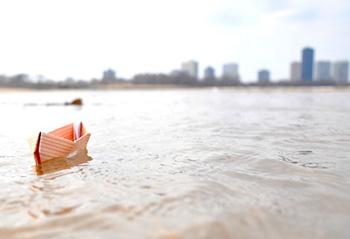 ImagineChildhoodorigamiboat