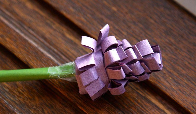 OrigamiMommypaperhycinthpurple