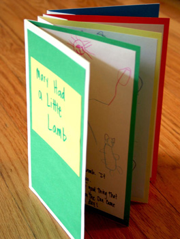 Make An Accordion Book Things To Make And Do Crafts And