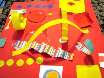 ColorColorColor3dpapercolla