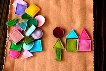 OrigamiMommyfeltshapes