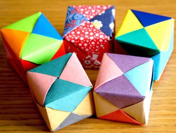 OrigamiMommyorigamicube