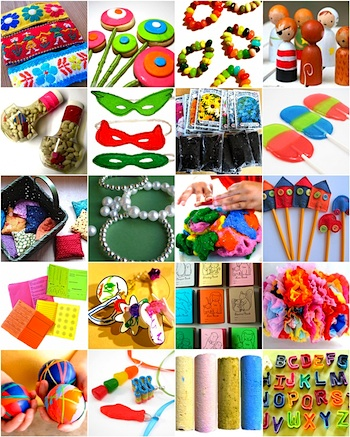 40 Party Favors You Can Make Yourself! - Things to Make and Do