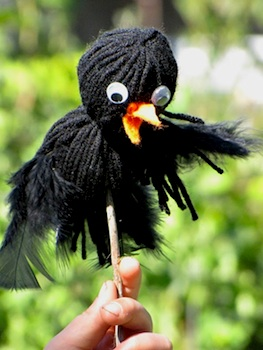 OrdinaryLifeMagiccrowpuppets