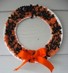 NoTimehalloweenwreath