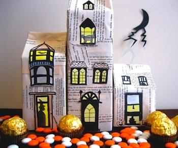 LittleLovelyhalloweenhouses