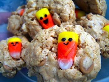 MunchkinMamapeanutbutterballcookies