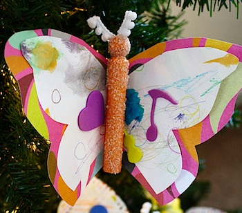 HappyTogetherbutterflyornaments