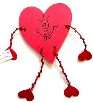 Valentine Card Ideas For Kids Things To Make And Do Crafts And