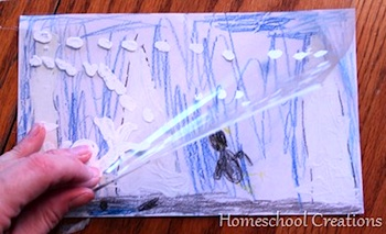 HomeschoolCreationswhiteoutsnowcraft