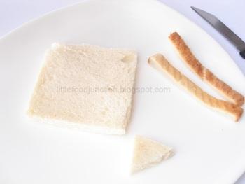 Kite Sandwich step 1