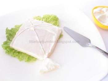 Kite Sandwich step 2