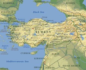 Ortadoğu 'da Ülkeler Analizi 8