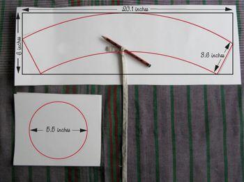 Turkey fez measurements