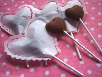 SewTakeAHikeVSweetTidingsVchocolateheartlollipops