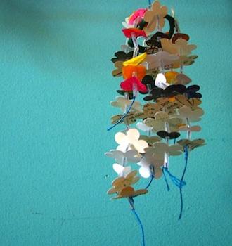 Craftzinepaperchandelier