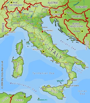 Crafts Around The World Italy Things To Make And Do