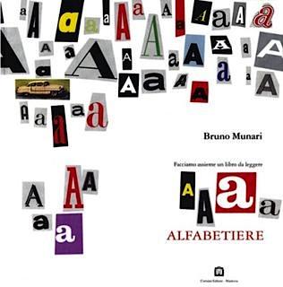 Italy alphabet book
