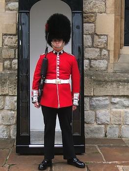 England guard