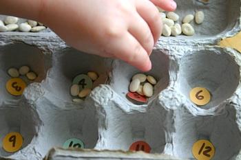 egg carton counting game