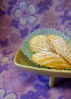 Make Something Happy madeleines