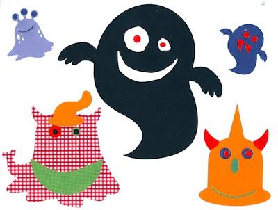 Custom mini monsters