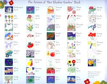 Shadow Garden artists