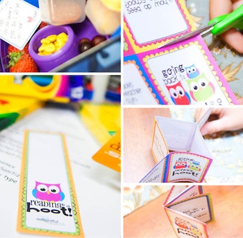 Delightful Designs back to school printables