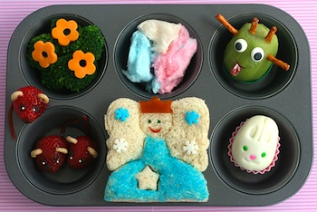 Another Lunch bunny foo foo muffin tin