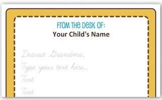 Creative Mama cursive printable
